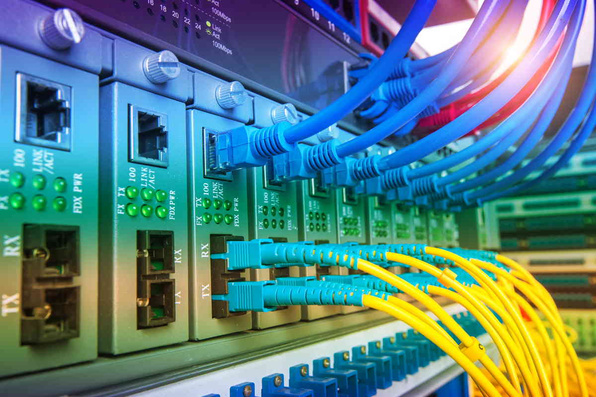 Network Cabling Winnipeg